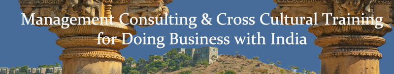 Management Consulting Cross-Cultural Training for Doing Business with India