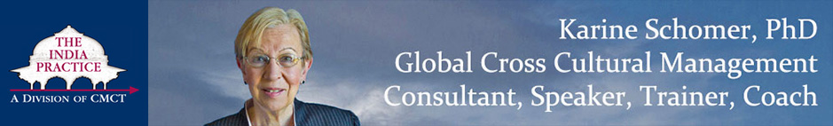 Global Cultural Management Consultant, Speaker, Trainer, Coach